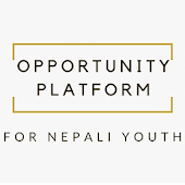 Opportunity for Nepali Youth