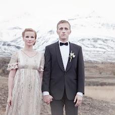 Wedding photographer Aldís Pálsdóttir (plsdttir). Photo of 29.01.2014