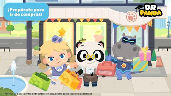 Dr. Panda Ciudad: Tiendas Mod
