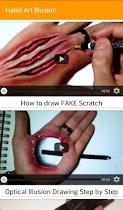 Hand Art Illusion - screenshot thumbnail 01
