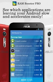 RAM Booster Phone boost screenshot 03