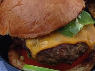 Kicked-up All-american Cheeseburger Recipe