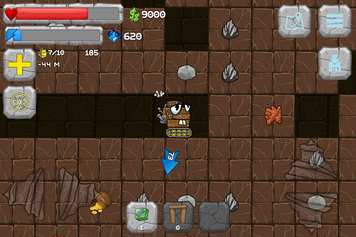 Digger Machine find minerals 1.9.4 screenshots 13