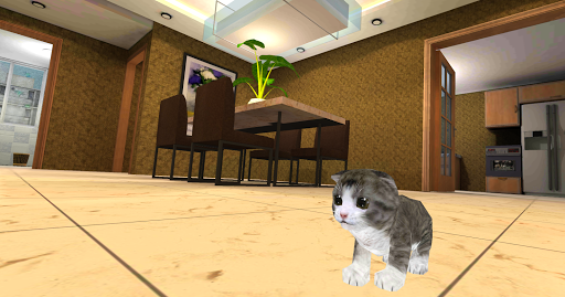 Kitten Cat Simulator 3D Craft screenshot