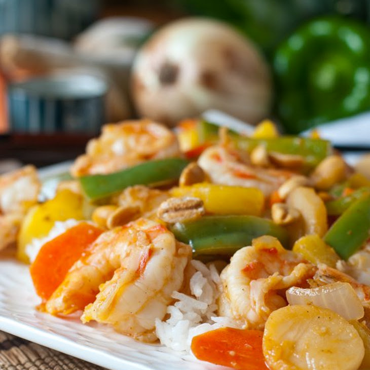 Sweet and Sour Shrimp Stir-Fry Recipe