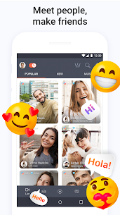 Tango – Live Video Broadcasts and Streaming Chats 2