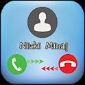 Nicki Minaj faker call icon