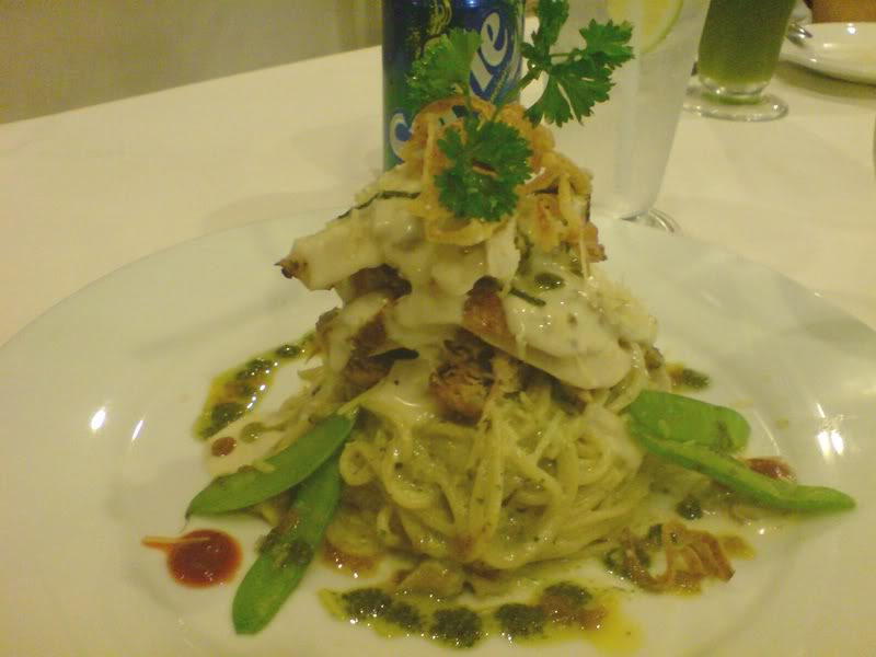 pesto with grilled chicken