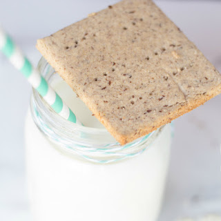 Grain-Free Graham Crackers (sugar-free option)