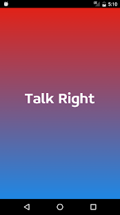 Talk Right - Conservative Talk Radio - náhled