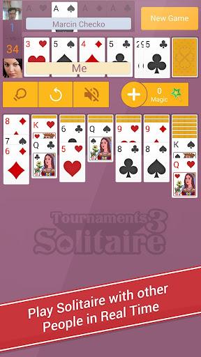 Tournaments 3 Solitaire