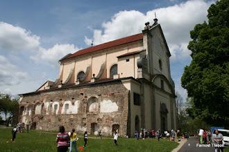 Photo: Kostel Nejsvětější trojice v Klášteře - MŠE SVATÁ