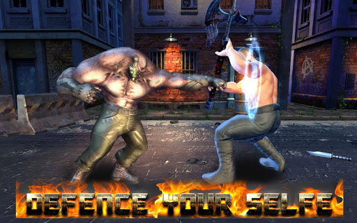 Download Fighter Monster Superhero ninja Fighting Battle MOD APK 3