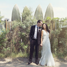 Wedding photographer Katerina Tribush (Katereena). Photo of 12.09.2016
