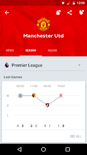 Download Onefootball Live Soccer Scores For PC Windows and Mac apk screenshot 4