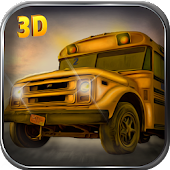 Party School Bus Driving 3D