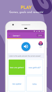 Learn Languages, Grammar & Vocabulary with Memrise Mod 2.94_12345 Apk [Premium/Unlocked] 3