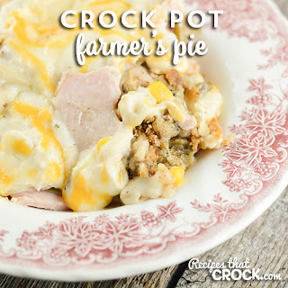 Crock Pot Farmer's Pie