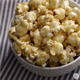 Homemade Caramel Popcorn Without Baking Soda Recipes.