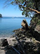 Photo: Day 8: Shallow Bay, Sucia Island.