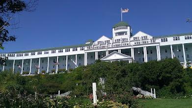 Photo: Grand Hotel, Mackinac Island