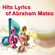 Hits Lyrics of Abraham Mateo