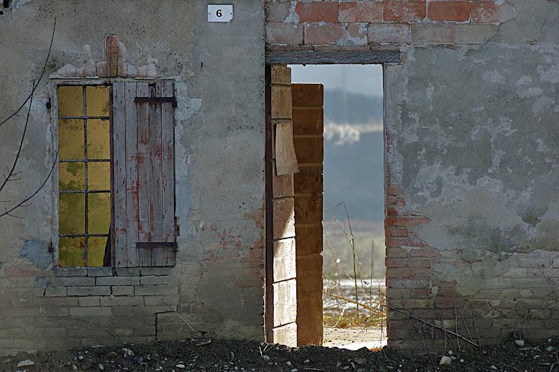 C'era una porta....... di pictheric