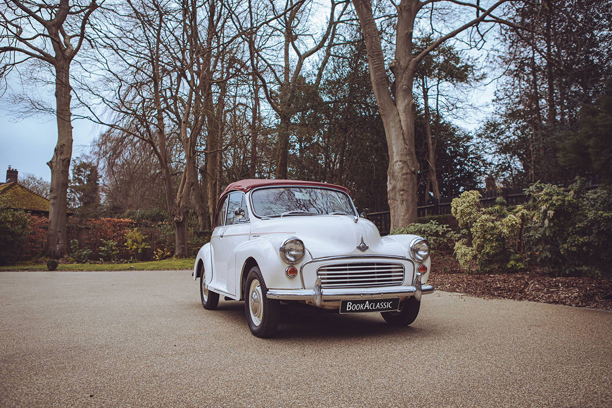 Morris Minor Hire Oxted