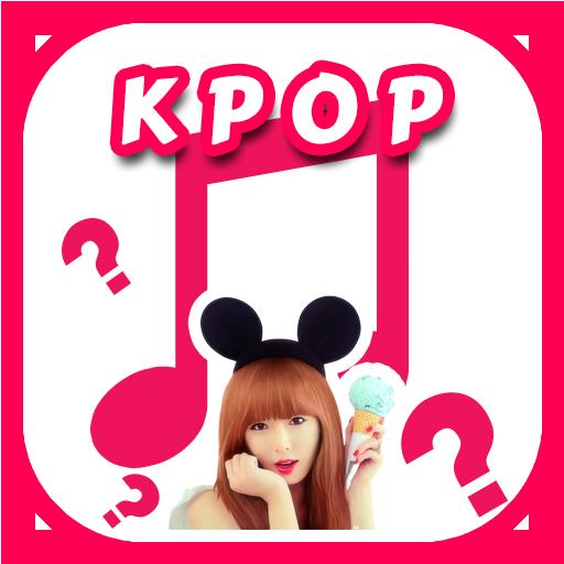 KPOP Song Quiz 解謎 App LOGO-硬是要APP
