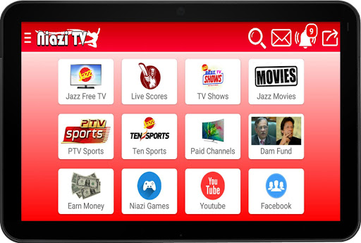 Niazi TV app (apk) free download for Android/PC/Windows