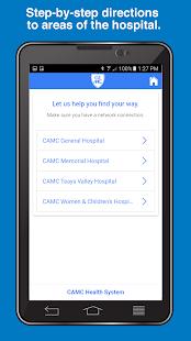 CAMC GO for PC-Windows 7,8,10 and Mac apk screenshot 4