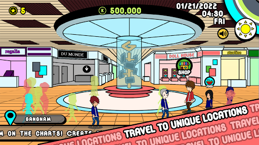 KPOP Story: Idol Manager 0.0.13 {cheat|hack|gameplay|apk mod|resources generator} 5