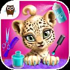 Salão de Beleza Animal Selva icon