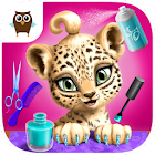 Jungle Animal Hair Salon - Wild Pets Makeover icon