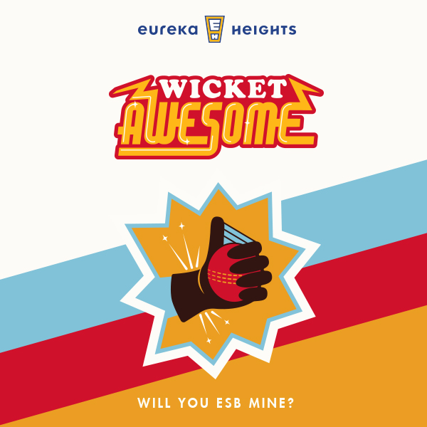 Logo of Eureka Heights Wicket Awesome