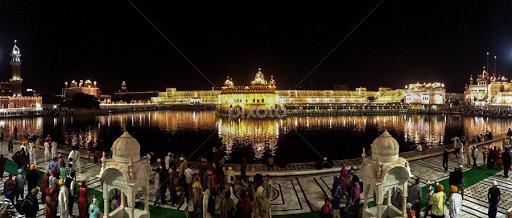 Golden Temple Diwali