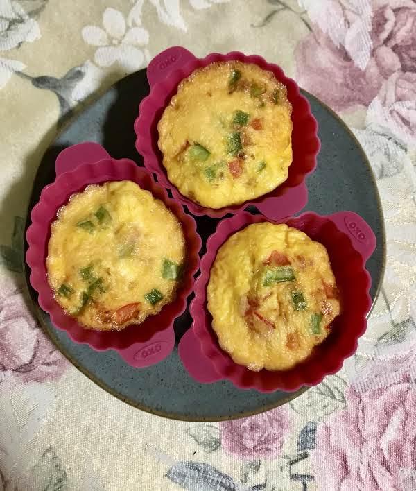 Egg Bites In The Air Fryer/baker