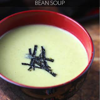 Edamame Potage Soup.