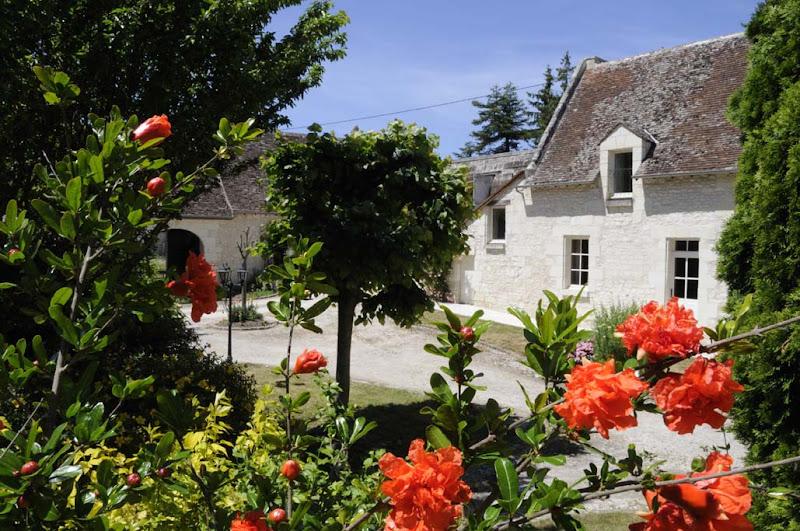 Photo: Les chambres de la maison d'hôtes de la Milaudiere