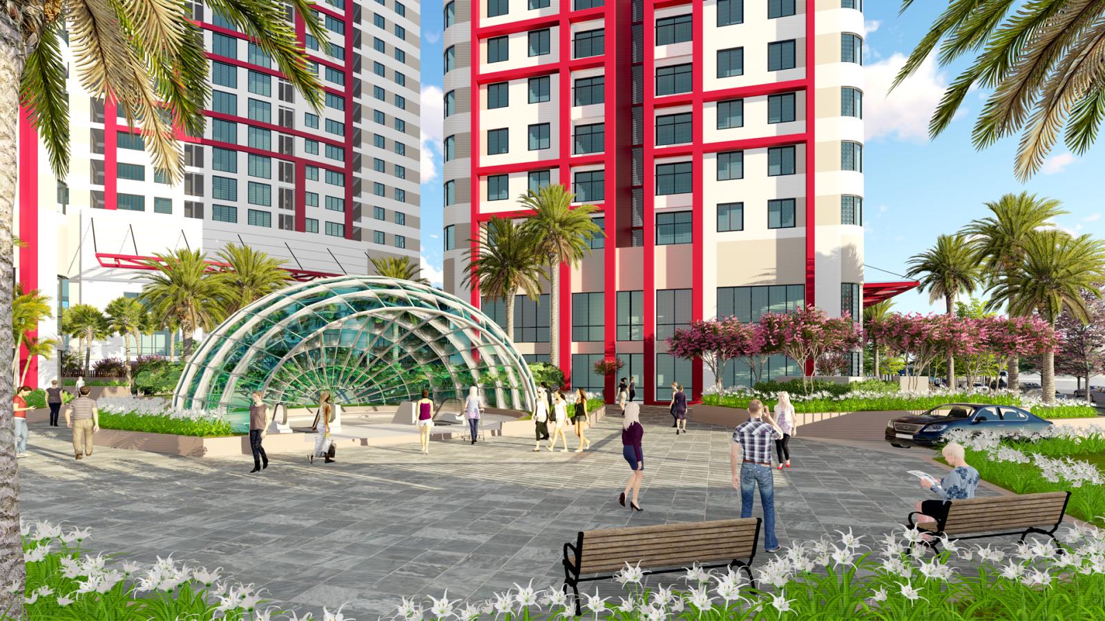 Dự án nhà liền kề 360 Giải Phóng Imperial Plaza – viên ngọc giữa lòng thủ đô
