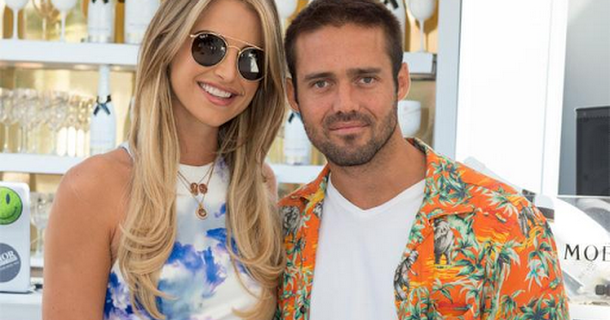 Spencer Matthews wants 'private' wedding