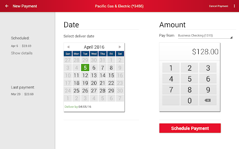 RIAFCU Mobile Banking screenshot 18