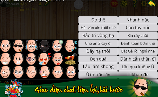 Phỏm Tươi Tá Lả Phom Tuoi TaLa screenshot 6