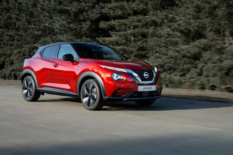 NEW MODELS | Nissan unveils its new second-generation Juke