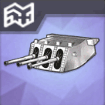 203mm三連装砲改T3