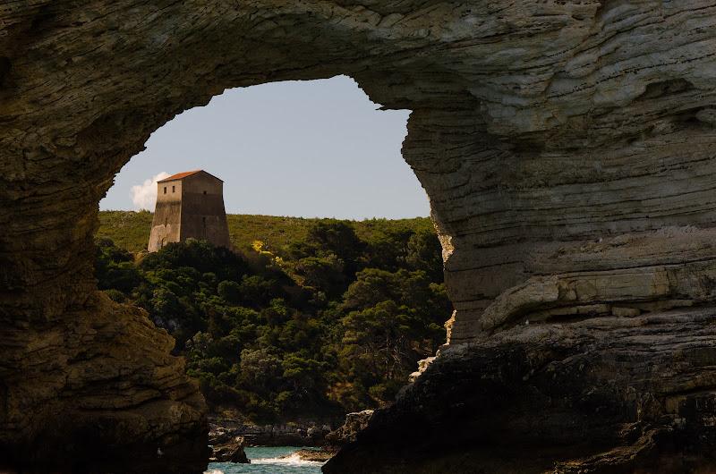 Cornice di roccia di Gian Piero Bacchetta