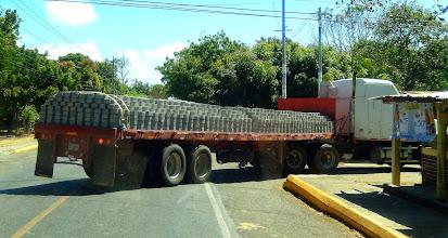 Photo: Road Blocks
