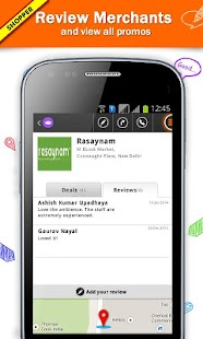 DealChaat- screenshot thumbnail