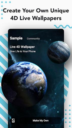 NoxLucky - HD Live Wallpaper, Caller Show, 4D, 4K screenshots 4