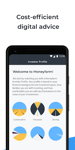 Moneyfarm   Investing & Wealth Management  screenshots 2